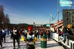 Vasaloppet 2012